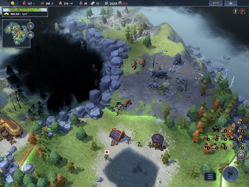 Northgard  screenshots 19