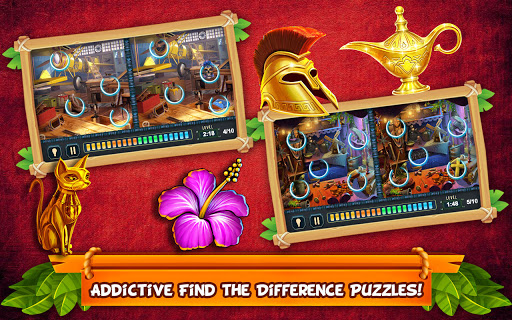 Hidden Object Games 400 Levels : Find Difference screenshots 8