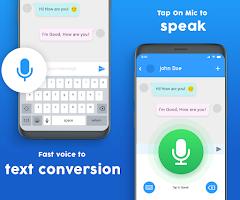 Voice Typing Keyboard - Speech to Text Converter