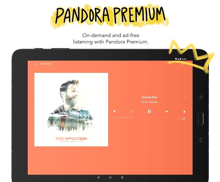 Pandora - Streaming Music, Radio & Podcasts screenshot 16