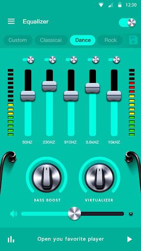 Music Equalizer - Bass Booster & Volume Booster  Screenshots 7