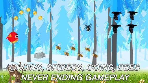 Télécharger Gratuit Kevindo Bird Adventure Game - Flapping Bird Game mod apk screenshots 4