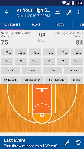 ds basketball statware screenshot 2