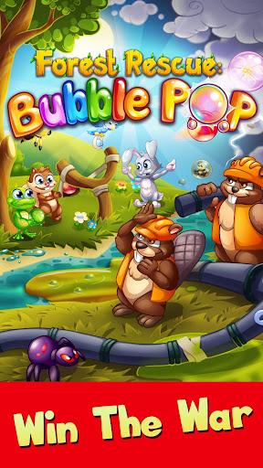 Forest Rescue: Bubble Pop  screenshots 8