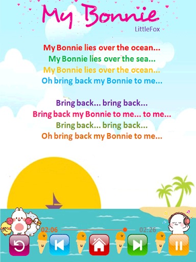Kids Songs - Best Offline Nursery Rhymes modavailable screenshots 3