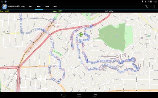 WiGLE WiFi Wardriving apktram screenshots 17