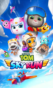 Talking Tom Sky Run: The Fun New Flying Game 1.2.0.1340 Screenshots 8