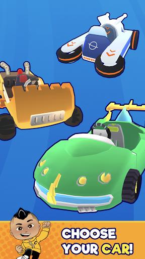 CKN Car Hero Run  screenshots 2