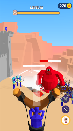 Throw and Defend  screenshots 2