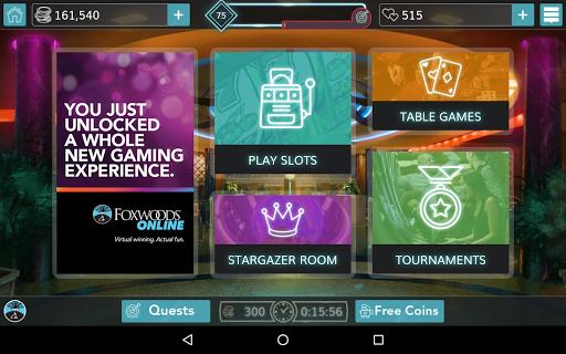 FoxwoodsONLINE - Free Casino screenshots 9