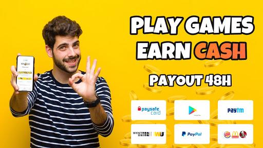 EASY EARN MONEY: CASHBEE PLAY GAMES Money CASH APP 4.8 screenshots 1