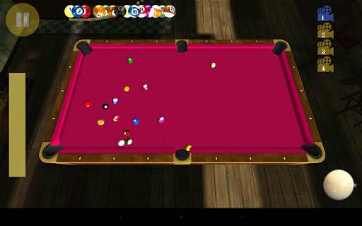 Pocket Pool 3D For PC Windows (7, 8, 10, 10X) & Mac Computer Image Number- 17