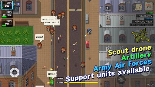 Team SIX - Armored Troops screenshots 20