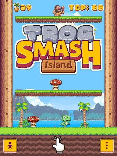 Trog Smash Island - A prehistoric adventure 1.1.2 screenshots 7