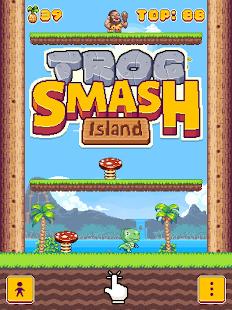Trog Smash Island - A prehistoric adventure