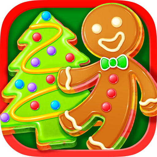Baixar Christmas Unicorn Cookies & Gingerbread Maker Game para Android