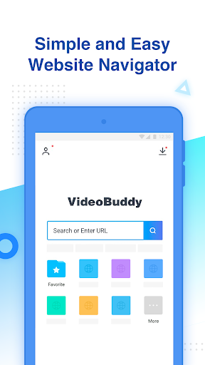 VideoBuddy u2014 Fast Downloader, Video Detector modavailable screenshots 1