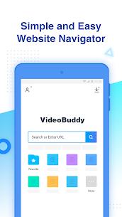 VideoBuddy — Fast Downloader, Video Detector 1