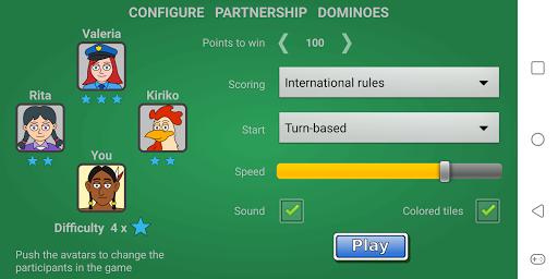Partnership Dominoes Apkfinish screenshots 7