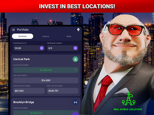LANDLORD TYCOON Business Management Investing Game  Screenshots 7