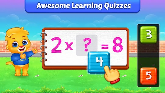 Multiplication Kids – Math Multiplication Tables Apk Download 2