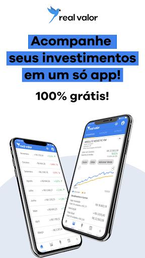 Real Valor - Acompanhar seus investimentos é fácil  screenshots 1