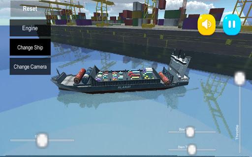 Atlantic Virtual Line Ships Sim 5.0.1 screenshots 6