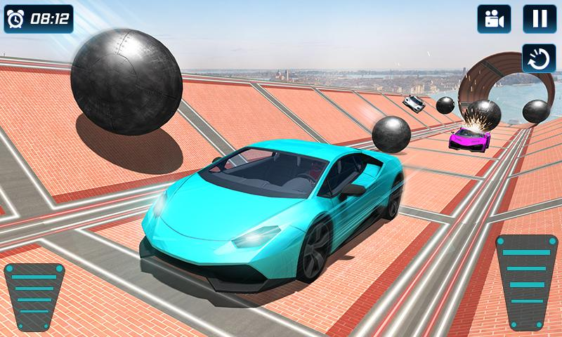 Ramp Car Gear Racing 3D: New Car Game 2021 screenshot 5