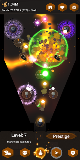 Tower Ball - Incremental Tower Defense 96 screenshots 8