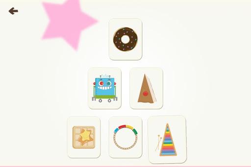shape game colors free preschool games for kids screenshot 1