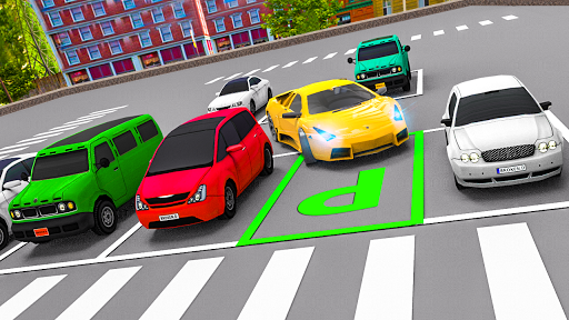Car Parking Game 3d Car Drive Simulator Games 2020 1.10.1 screenshots 1