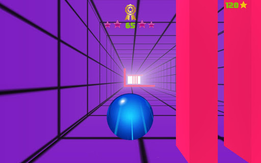 Rolling Ball Rush:Flip Ball Game apklade screenshots 1