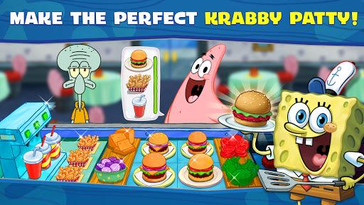 SpongeBob Krusty Cook-Off  screenshots 11
