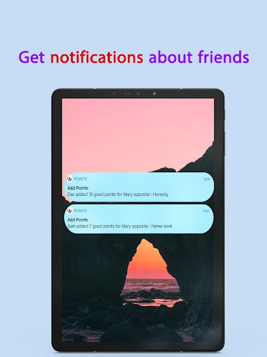 Points - Behavior tasks rewards  Screenshots 10