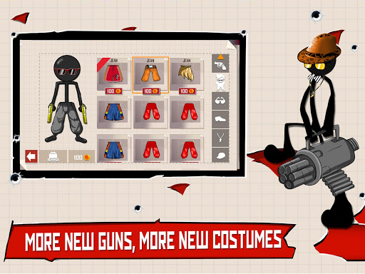 Stickman Shooter : Gun Shooting Games 9.8 screenshots 14