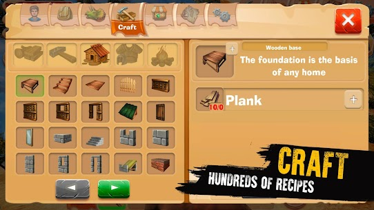Jurassic Survival Island: Dinosaurs & Craft Mod Apk 4.1 (Unlimited Coins/ Gems) 6