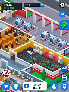 Idle Firefighter Tycoon APK , Fire Emergency Manager APK Download 23