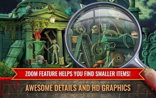 Vampire Castle Hidden Object Horror Game  screenshots 2