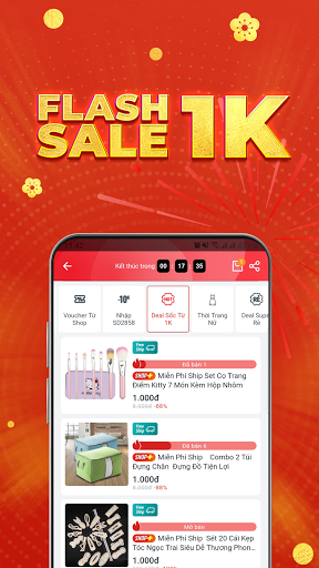 Sendo: Chu1ee3 Tu1ebft Sale To 4.0.44 Screenshots 2