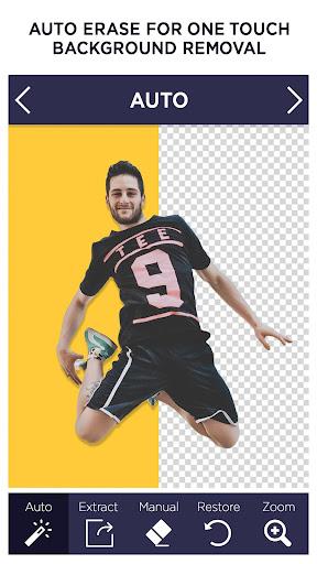 Remove BG - Background Eraser & Background Editor  Screenshots 1
