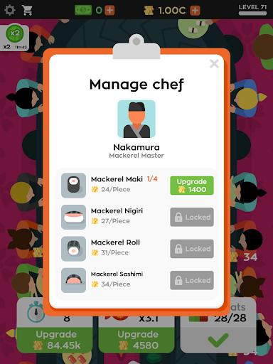 Sushi Bar Idle screenshots 11