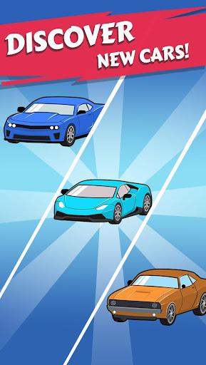 Merge Car game free idle tycoon screenshots 7