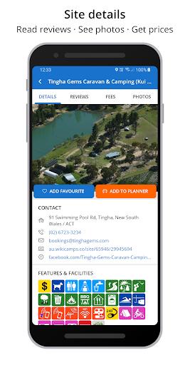 WikiCamps Australia 3.0.30.1 Screenshots 4
