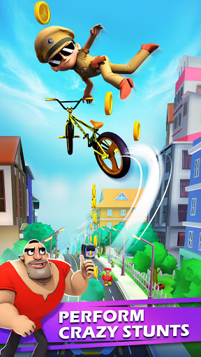 Little Singham Cycle Race 1.1.173 screenshots 4