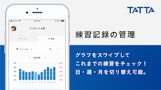 TATTA ~RUNNET連動GPSトレーニングアプリのおすすめ画像4