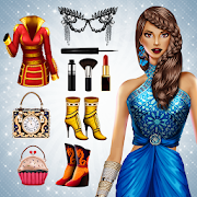 Dress Up Games Stylist - Fashion Diva Style 👗