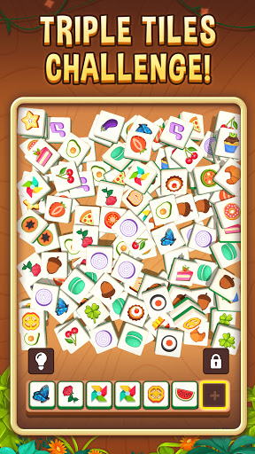 Tile Triple 3D - Match Master & Puzzle Brain Game 1.1.3 screenshots 2