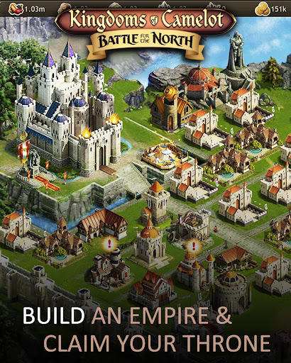 Kingdoms of Camelot: Battle  screenshots 6