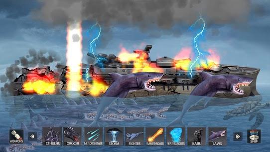 Ship Smash Simulator mod Apk 1.1 (Unlocked Weapons/Ships) 4