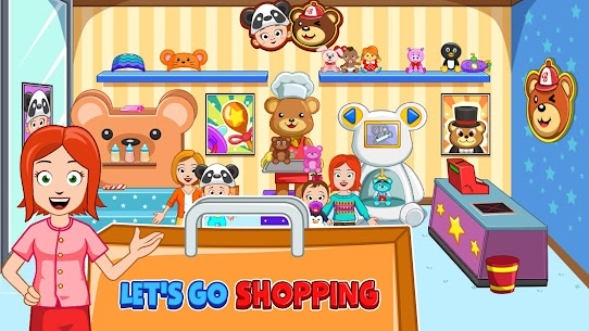 My Town: Shopping Mall – Shop & Dress Up Girl Game 2